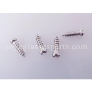 4.2mm stem length self-tapping screws for eyewear