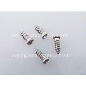 3.8mm self-tapping screws for eyewear frame