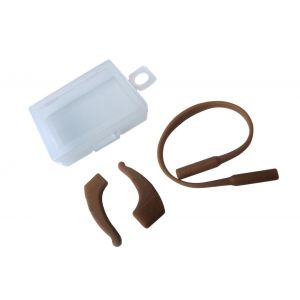brown brown anti-slipping ropes and hooks,anti eyewear from slipping problem
