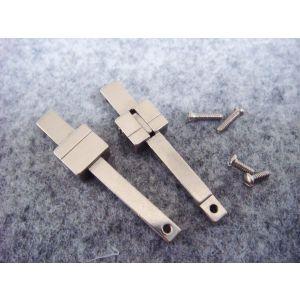 spring hinge of titanium plastic frames