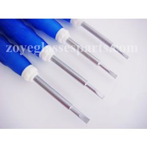precision screwdriver for eyeglass,clocks,watches,iphones slot head M1.5,M1.8,M2.0 M2.4
