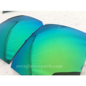green 55*65cm 4 base 1.0mm thickness polarized lenses for sunglasses TAC polarized lenses