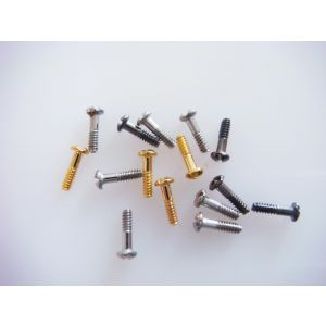 nose pads screws replacement stainless steel 3.6mm shaft length