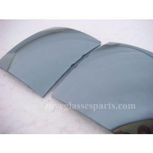 white mercury 55*65cm 4 base 1.0mm thickness polarized lenses for sunglasses TAC polarized lenses
