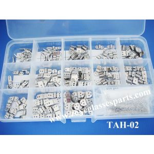 all purpose hinges kits for metal and plastic eyeglass frame