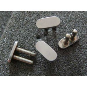 custom made your own double rivets for sunglasses, hinges fixing