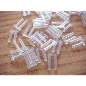 7mm plstic plugs,double plugs for rimless eyewear frame