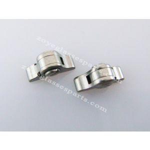 1.2 male hinge stainless steel for soldering eyeglass frame TH-108