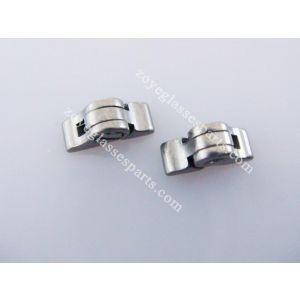 2.5mm stainlesss steel hinge for optical frame