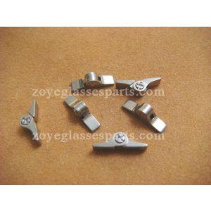 welded on eyeglass hinge for broken eyeglass hinge repairing TH-13