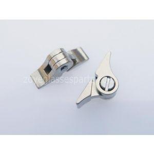 soldering hinge for metal eyeglass frame 2.5mm wide