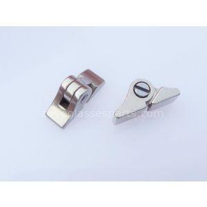 eyeglass hinge for metal optical frame 3.0mm wide for repairing