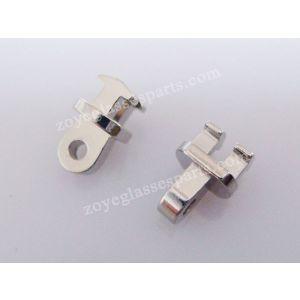 1.5mm single front hinge for plastic frame