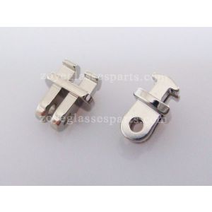 front hinge replacement for acetate frame