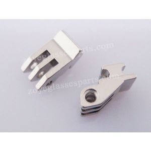 front hinge for replacement 5.0mm double spring hinge