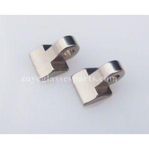 4mm soldering on male hinge for metal eyeglass frame high nickel  TH-283
