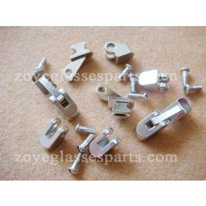 eyeglass hinge for metal plastic frames TH-51