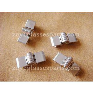 5mm square hinge for acetate eyeglass,5 teeth for acetatate frames