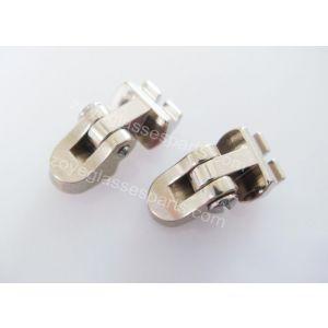 4mm round hinge for metal plastic eyeglass frame