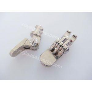 5 joints plastic metal frame hinge for eyewear 4.5mm wide