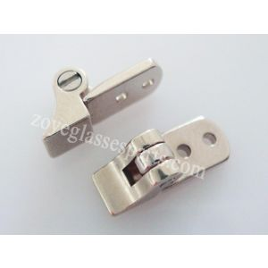 hinges for metal wood spectacle frame