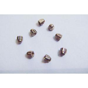torx nuts for rimless eyewear M1.4
