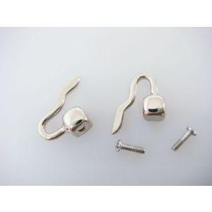 pad arms for metal eyeglass frame