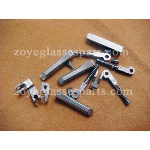 2.6mm spring hinge for plastic temples