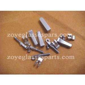 2.8mm spring hinge for plastic temples