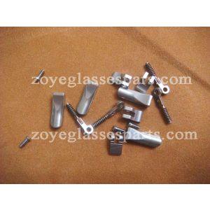 3.8mm spring hinge for acetate eyewear