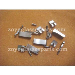 4.3mm spring hinge for acetate eyewear