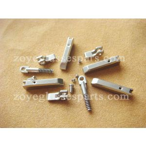 2.6mm changable spring hinge for acetate frame
