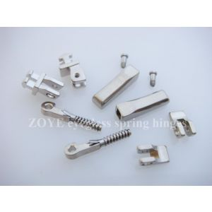 eyeglass spring hinge replacement 2.8mm width 10.6mm length short hinge