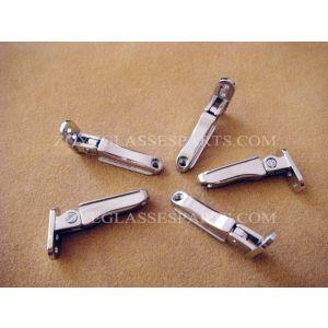 easily installed spring hinge for aluminum sunglasses TSH-61