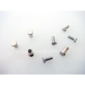 internal thread spectacle screws for eyeglass temples TC-006
