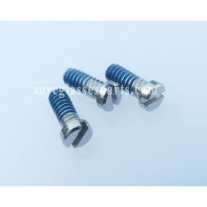 nylok eyeglass screws,no loosing screws for hinge repair M1.4*3.5