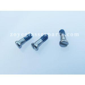 nylok eyeglass hinge screws anti slipping 3.6mm