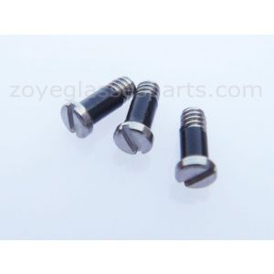 best screws for eyeglass hinge repair never get loosing M1.4*3.4