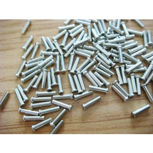 metal pin for eyewear installing 5mm height nickel alloy