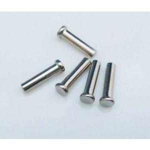 6.0mm length pin for eyeglass hinge installing TSV-06