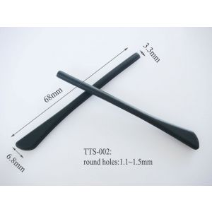 black arm cover 68mm round hole replacment