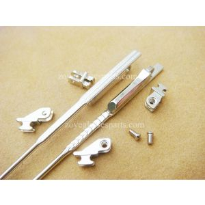 2.6mm popular wire in plastic frame sides