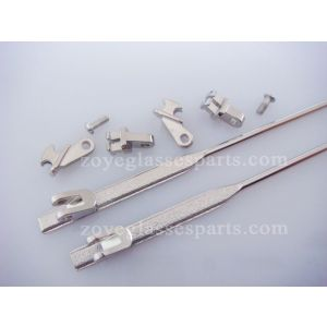 super quality hinged wire core for acetate temples