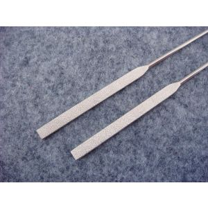 wire cores without hinge for plastic eyeglass temples TW-1112  3.5*140mm