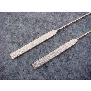 metal wire for strengthen acetate eyewear temples 3.6mm width 140mm length made of nickel