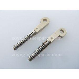 1.3mm spring insert for eyeglass spring hinge