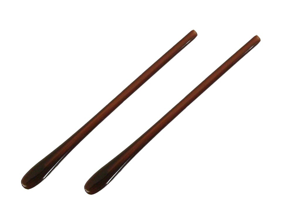 brown eyeglass temple tips for replacement 70mm 1.4mm round hole