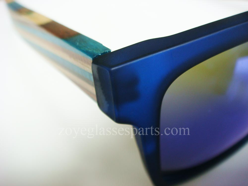 super double spring hinge part for brand sunglasses