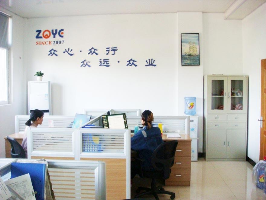 ZOYE eyeglass parts office