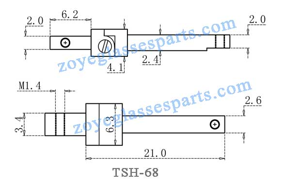 drawing of TSH-68